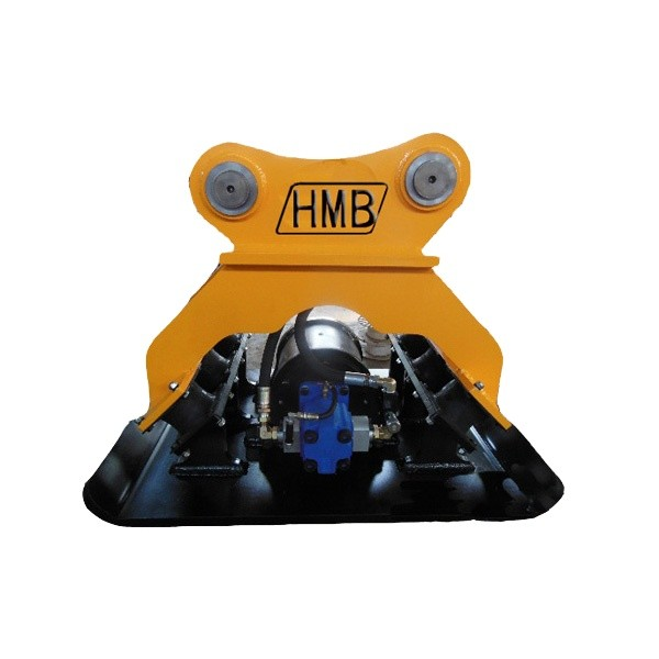 Manufacture Hydraulic Reversible Plate Compactor for construction factory price made In China
