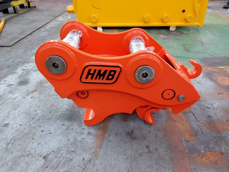 mechanical quick connect coupler for mini excavator 6-8T