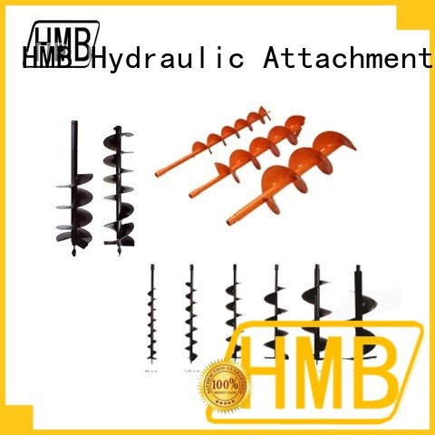 HMB hydraulic attachment from China for loading