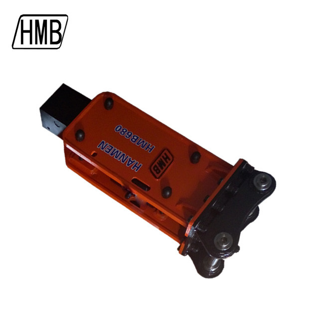 hydraulic breaker 68mm top type breaker hammer for excavator