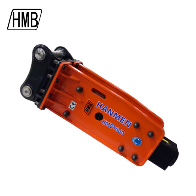 Sb50 top type hydraulic jack hammer hydraulic road breaker manufacturer