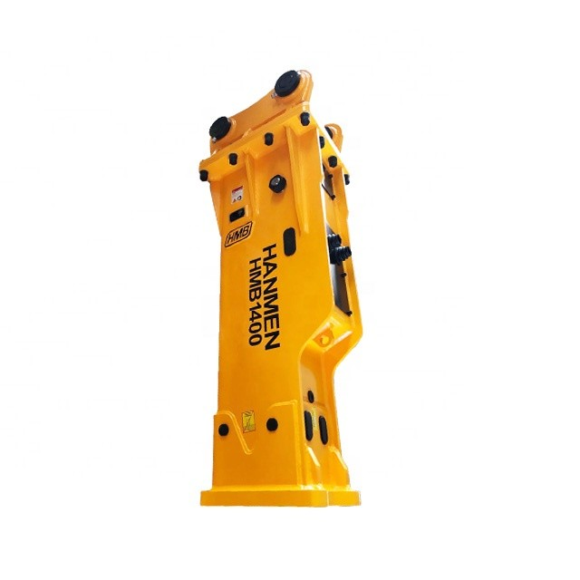 SB81hammer 20-30 ton Box type Hydraulic Concrete Rock Breaker