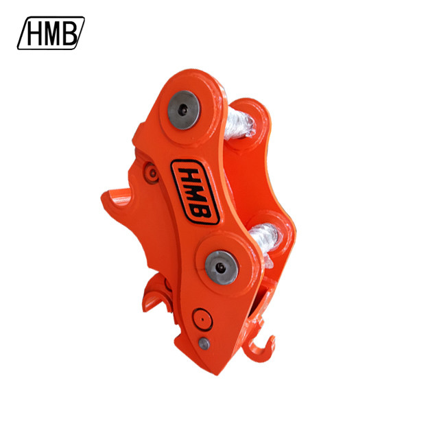 4-9tons small excavator hydraulic quick coupler quick coupling tilt