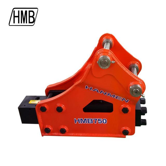 Sb43 hydraulic breaker hammer excavator hydraulic hammer 75mm chisel