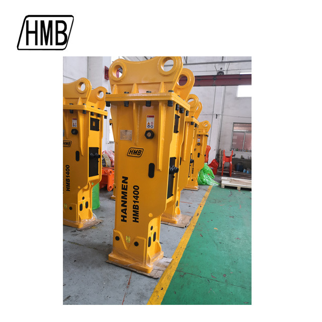 Heavy Duty Box Type Hydraulic Breaker Hammer For Sale