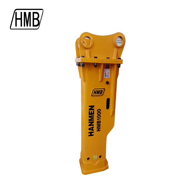 SB50  Excavator box type hydraulic rock breaker hammer