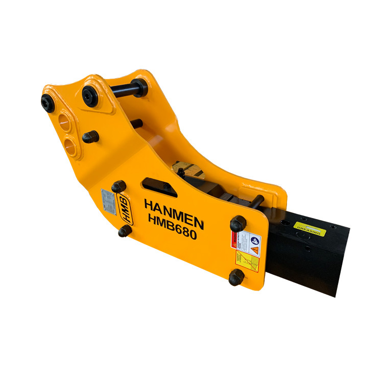 SB40 backhone type hydraulic rock breaker hammer for sale