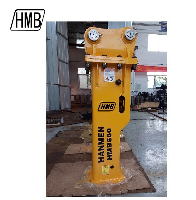 HMB sb40 excavator hammer hydraulic breaker hydraulic rock hammer for mini excavator