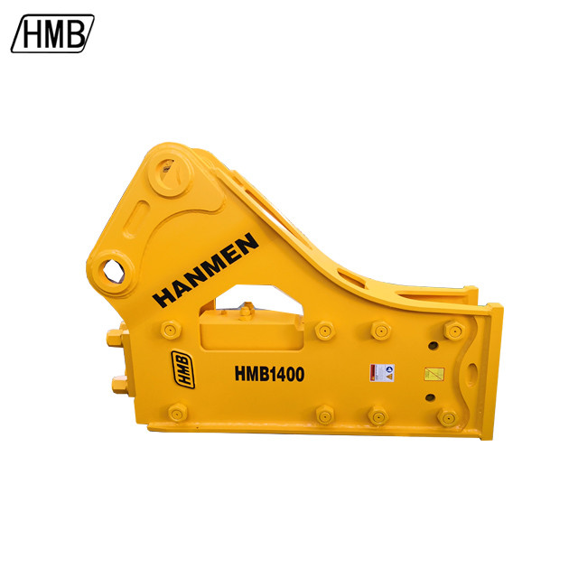 soosan sb81 side type hydraulic concrete breaker for excavator