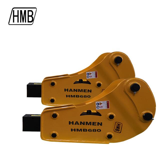JCB 3dx hydraulic Breaker hydraulic hammer silenced type for excavators