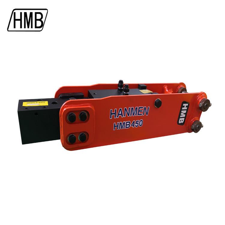 sb43 75mm chisel rock hammer excavator mini hydraulic breaker