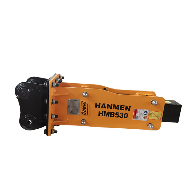 HMB530 Hydraulic rock breaker excavator hammer construction equipment hydraulic hammer breaker