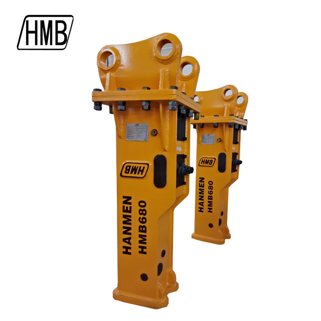 SB40 hydraulic rock concrete breaker for 3-7tons excavator hydraulic jack hammer