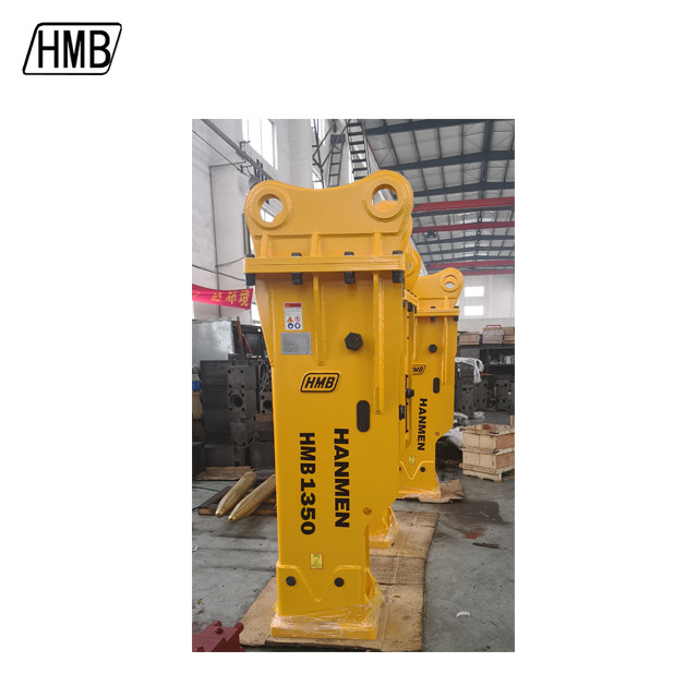 Silence box type rock stone breaking tools hydraulic jack hammer for sale