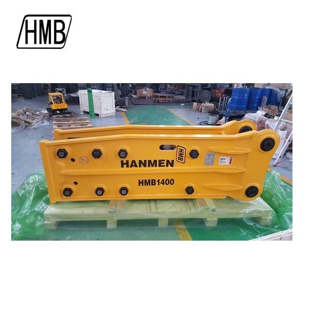 china supplier hydraulic rock breaker excavator bucket soosan sb81 top hydraulic breaker hammer for sale