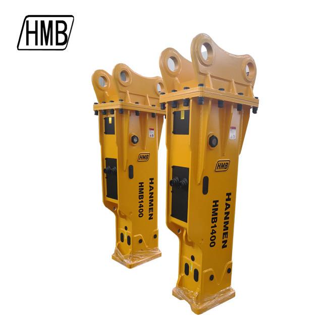 Doosan hydraulic hammer parts hydraulic breaker hammer 20 ton hydraulic hammer