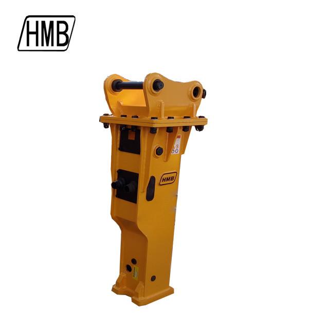 rock breaker jcb breaker doosan sb43 backhoe loader breaker hydraulic hammer