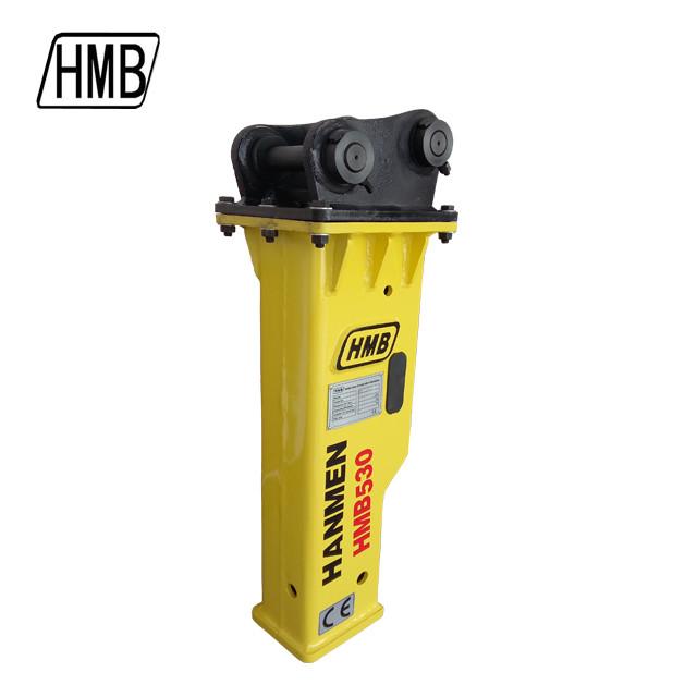 yantai plant supplier HMB 530 SB30 breaker hydraulic jack hammer for sale