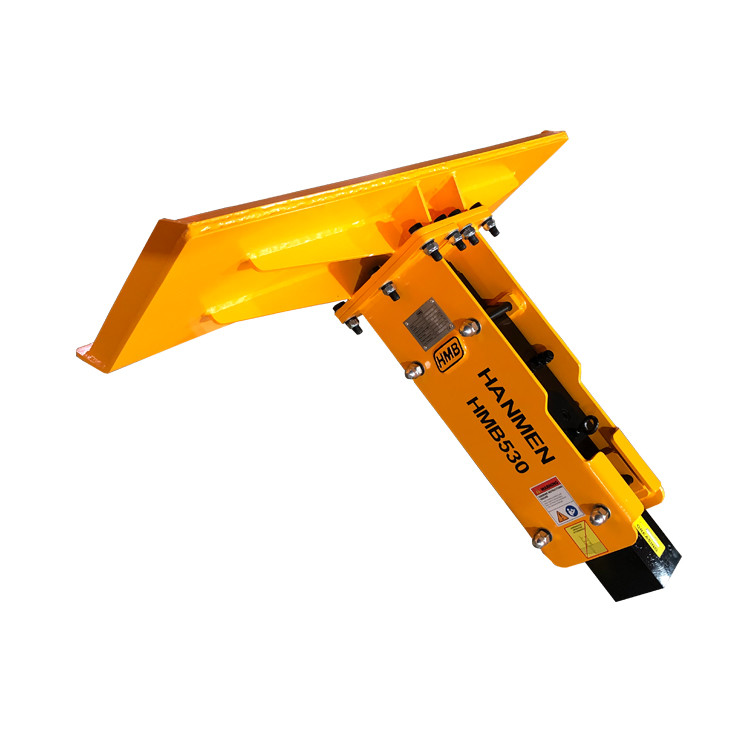 Import business ideas excavator concrete breaker for skid steer loader attachment