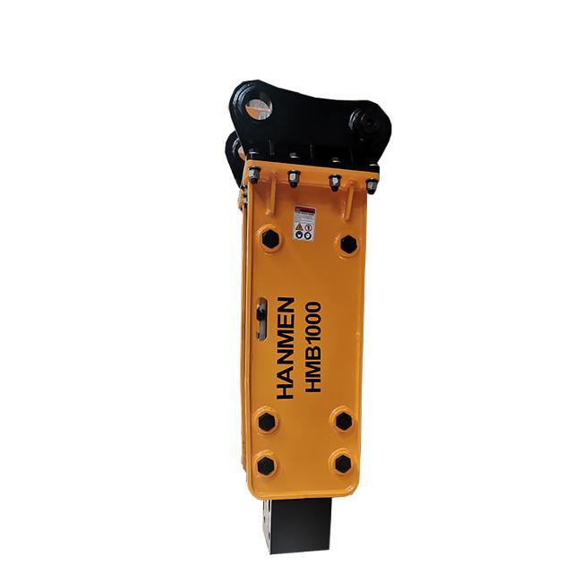 hydraulic breaker 100mm top hydraulic breaker jack breaker hammer for mini excavator hydraulic