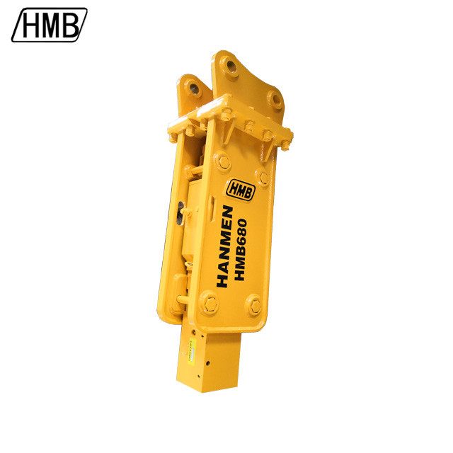 sb40 soosan top type  hydraulic rock breaker hammer jack hammer attachment for excavator