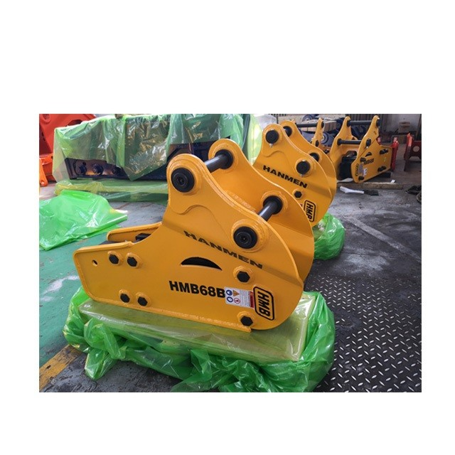 hydraulic breaker soosan sb40  excavator hydraulic rock hammer backhoe loader breaker