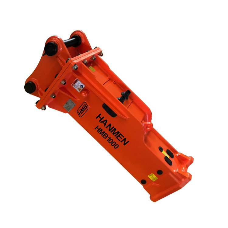 Top quality silence hydraulic rock breaking hammer, demolition hammers for 10 tons excavators