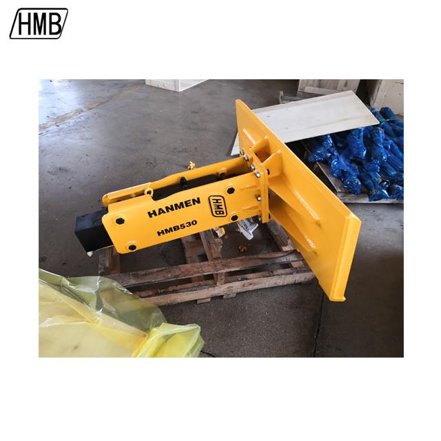 Mini Skid Steer Loader Excavators Parts Hydraulic Jack Hammer Hydraulic Stone Rock Breaker