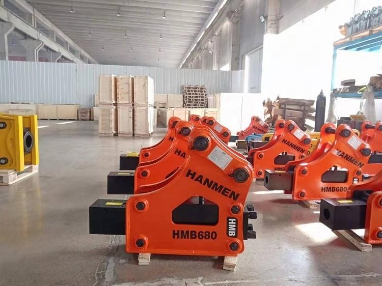 soosan sll series  CE/ISO good quality factory price OEM excavator hydraulic rock breaker