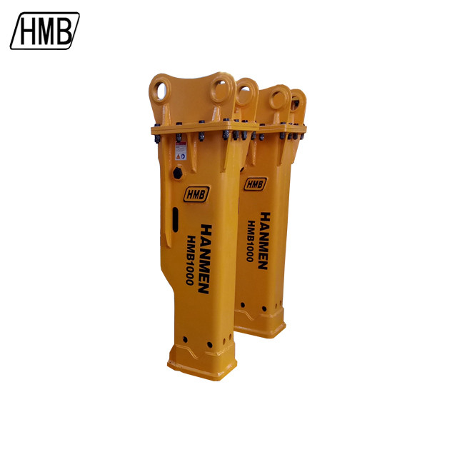 Korean Soosan SB50 excavator hydraulic rock breaker jack hammer for sale