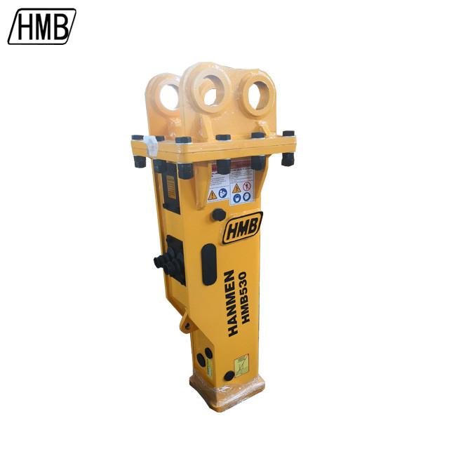 SB30 Silence hydraulic breaker hammer for excavator hydraulic Rock Breaker Hammer