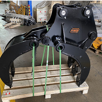 Excavator Hydraulic Rotating Grapple Wooden Grapple Log Grapple Stone Grapple for sale
