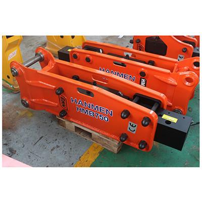 SOOSAN SB43 Hydraulic Concrete Hammer Hydraulic Rock Breakers Hammer for Mini Excavators