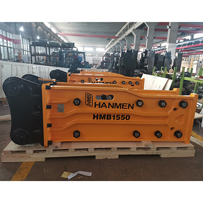soosan sb121 Excavator accessories nitrogen hydraulic rock hammer breaker