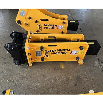 daemo hydraulic breaker hammer hydraulic stone breaker top bracket hydraulic breaker