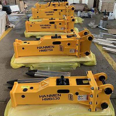 soosan sb30 hydraulic hammer rock breaker hydraulic excavator hammer for  excavator