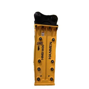 sb81 Excavator hydraulic concrete Powerking Top Hydraulic Handheld rock hammer breaker