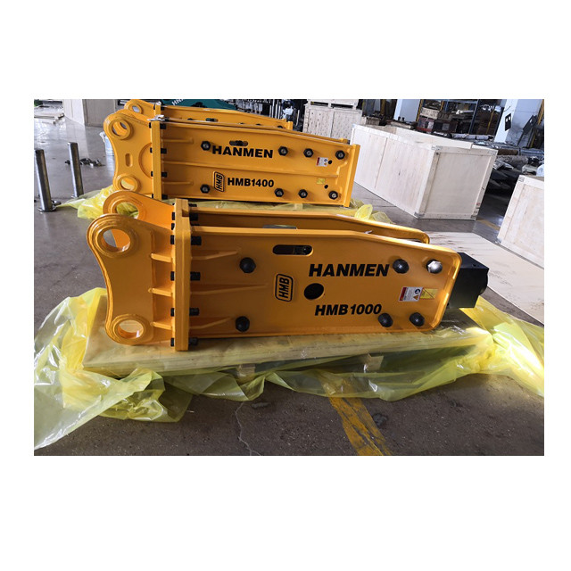 Sooan SB50 Excavator  hydraulic breaker open type hydraulic breaker hammer for martillos hidraulico