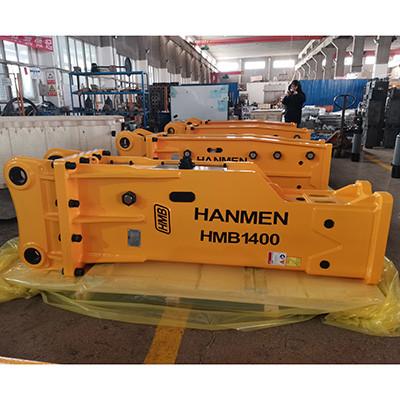 concrete breaker machine hydraulic rock hidraulic hammer hydraulic breaker for excavator