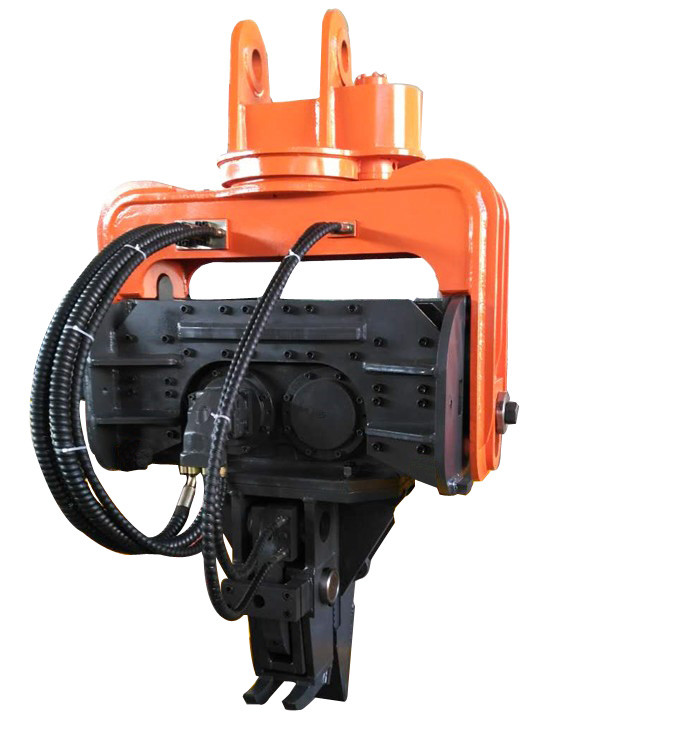Hydraulic vibro hammer price for mini excavator pile driver for sale
