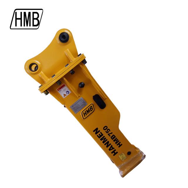 daemo SB43 hydraulic breaker hammer  hydraulic parts spare hydraulic rock breaker excavator