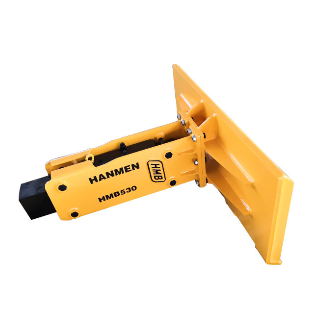 hmb450 hydraulic breaker soosan sb20 Skid Steer Loader Hydraulic Breaker Demolition Hammer for Sale