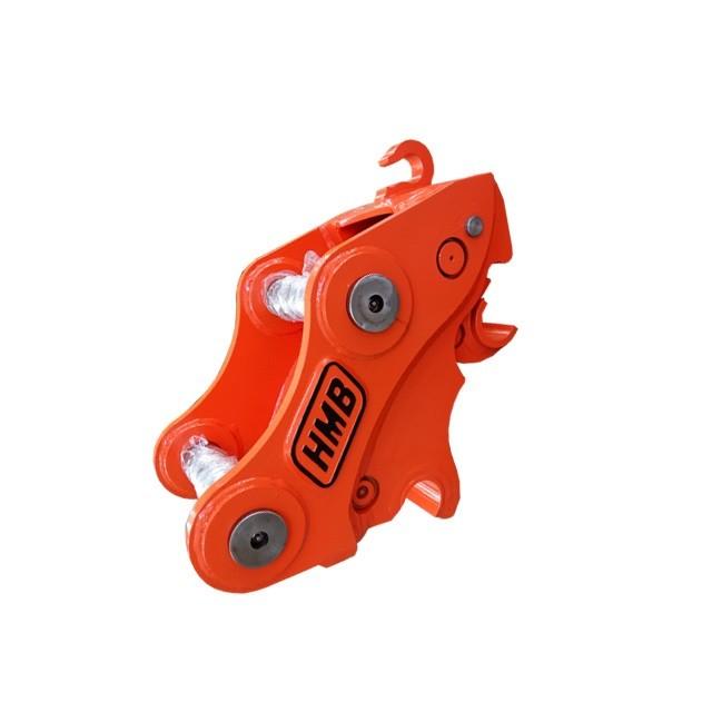Hydraulic Double-locking excavator quick hitch coupler/ tilt quick hitch for Mini Excavator