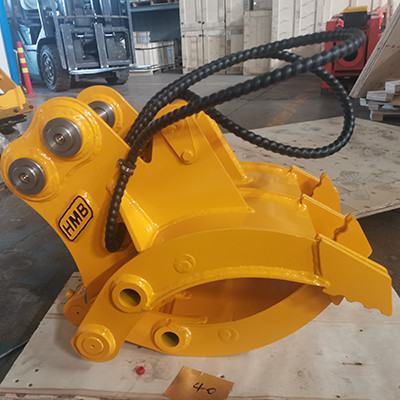 excavator attachment hydraulic wood grab grapple excavator Sorting Hydraulic Grapple