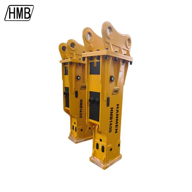 HANMEN hmb1400 (sb81) hydraulic hammer breaker martillo hidraulico jack hammer excavator for sale
