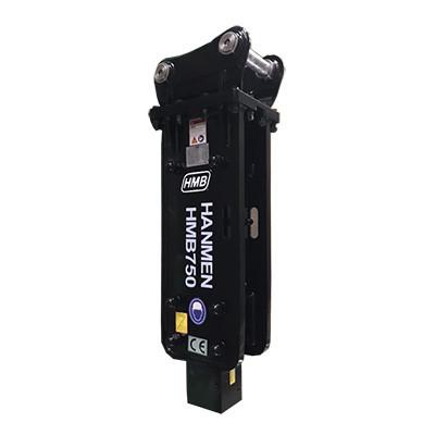 hmb750 top type open Jack Breaker Hydraulic Hammer Hydraulic Cement Jack Breaker Hammer For Sale