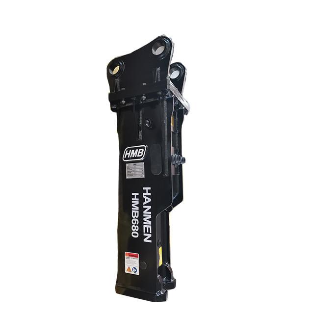 hmb680  hydraulic breaker hydraulic jack hammer for excavator Hitachi EX60