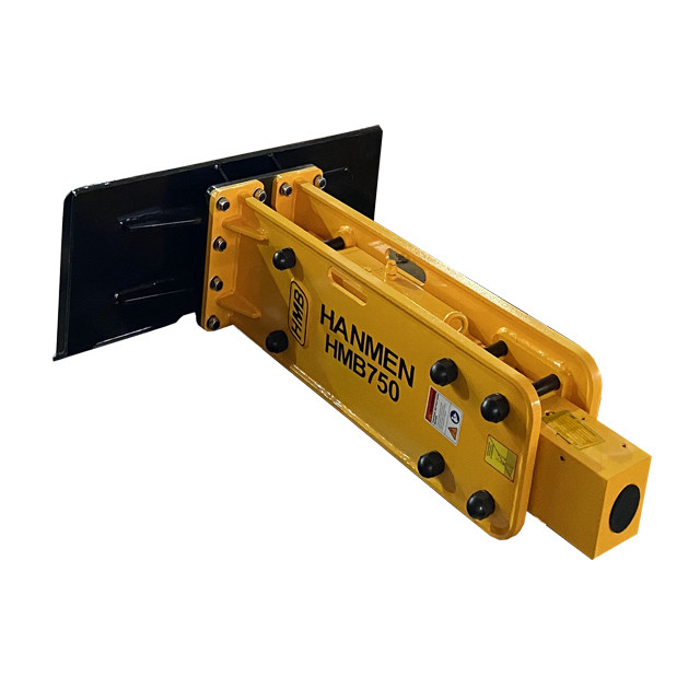 hanmen HMB 680 hammer jack hammer skid steer jcb rock breaker price