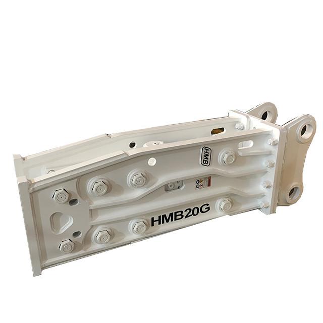 hmb furukawa f22 f19 hydraulic breaker hydraulic stone breaker for sale