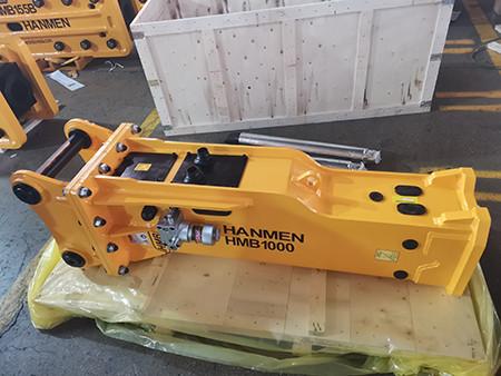 HMB SB50 Automatic butter hydraulic breaker hammer